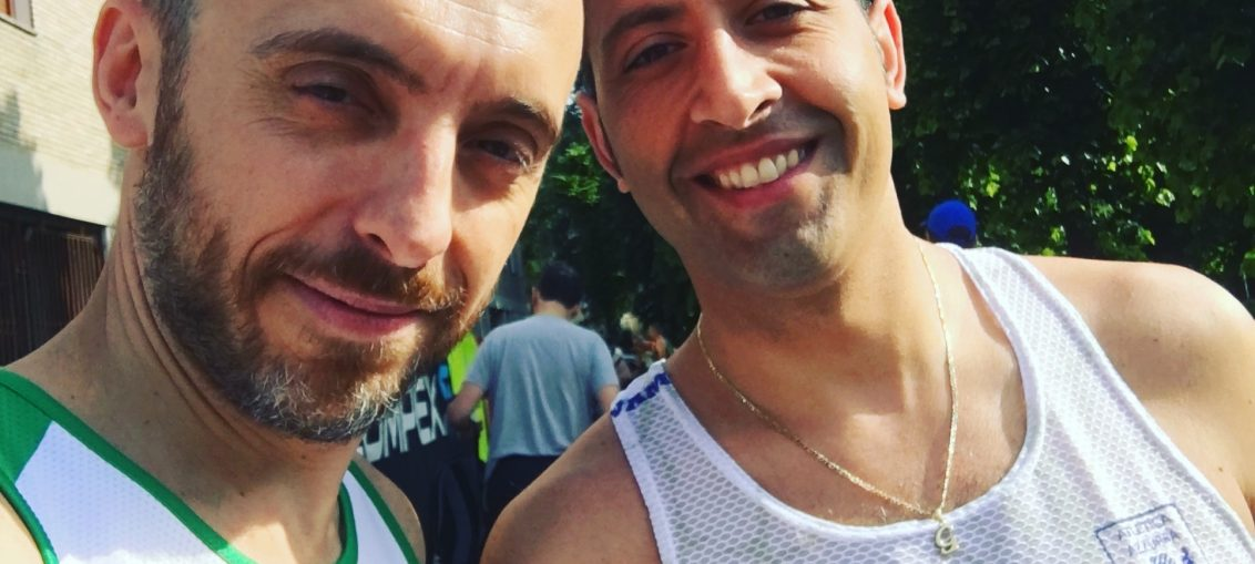 Selfie al Parco Lambro
